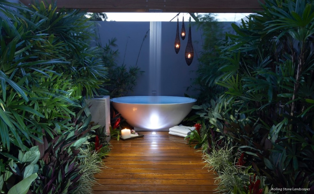 Merveilleux Create Your Own Tropical Paradise