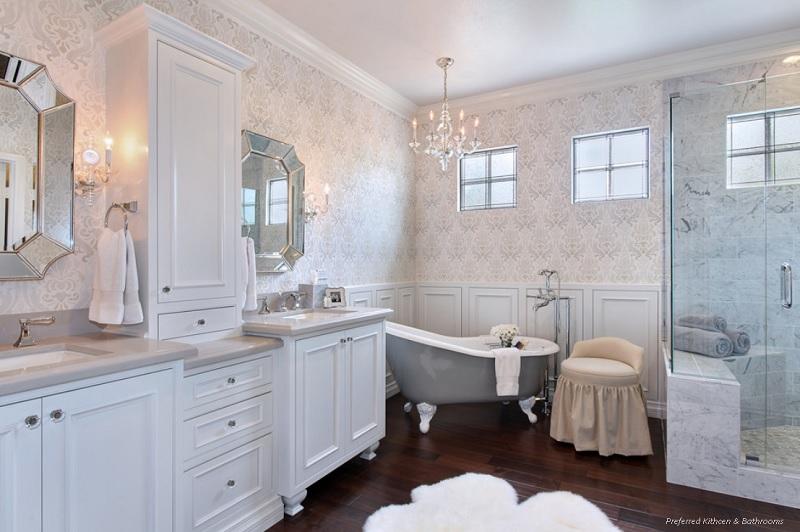 Victorian bathroom design ideas for Bathroom designs victorian