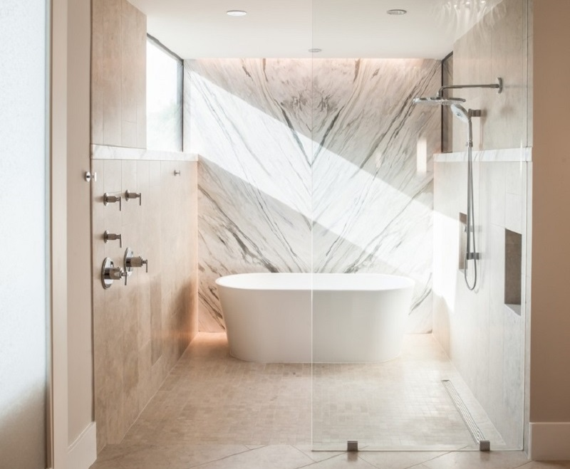 The Focal Point of a Modern Bathroom