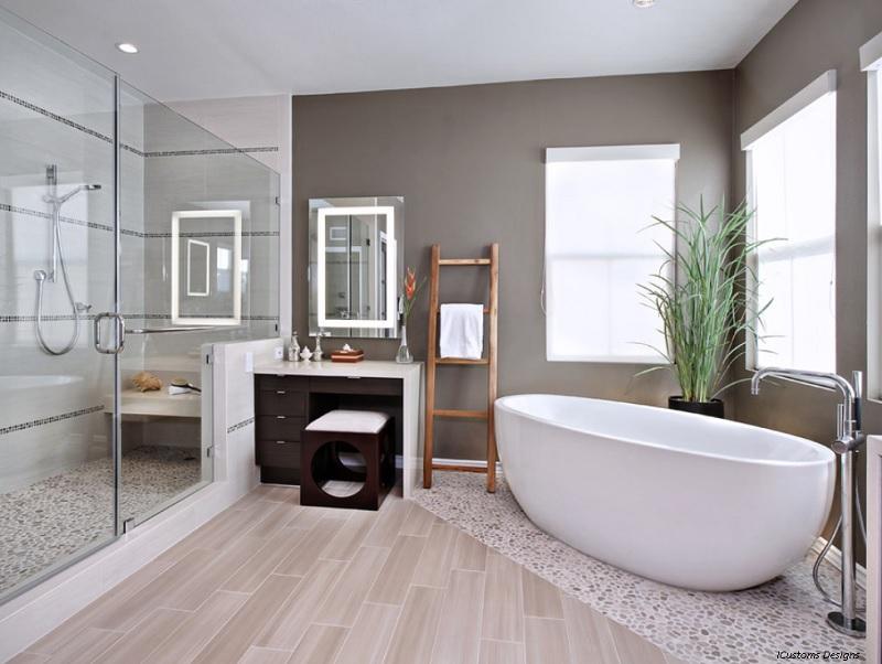 Contemporary Bathroom Design Ideas   Bella Bathrooms on