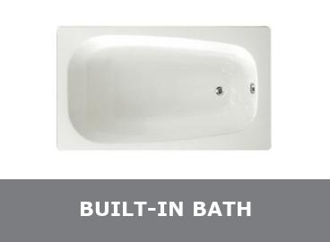 Built-In Baths