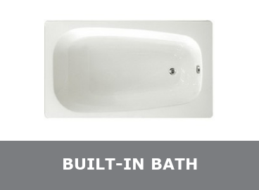 Built-In Baths
