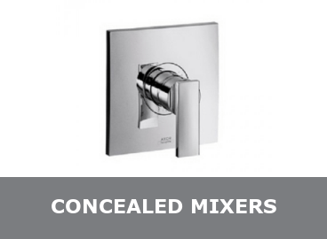 Concealed Mixer