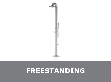 Freestanding Shower Taps