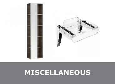 Miscellaneous Bathroom Supplies and Products