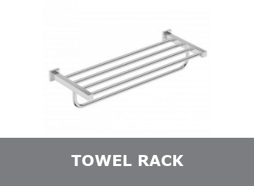 Bathroom and Shower Towel Racks