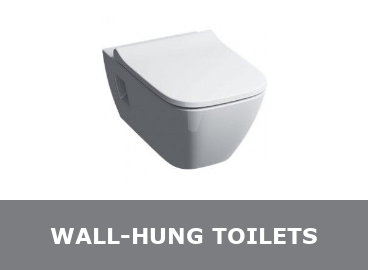 Wall-Hung Toilets